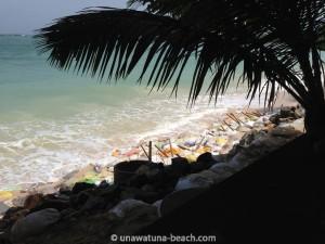 Lucky-Tuna, wenn im Sommer kein Strand da ist.