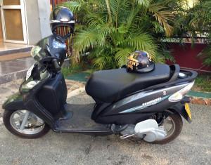 Motorräder ausleihen